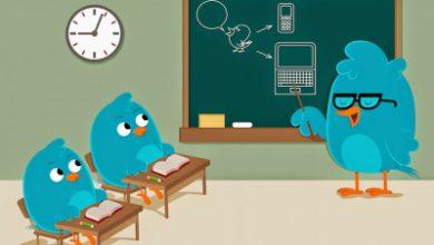 Photo of تغريدات تويتر… الحاضر الأقوى في التعليم !!!